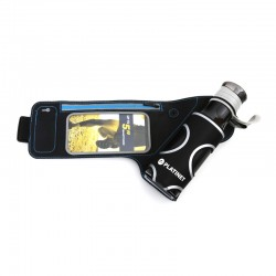 PLATINET RUNNING WAIST BAG WITH SMARTPHONE POCKET AND WATER BOTTLE