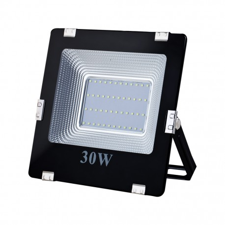Halogen LED ART 30W IP65 6500K barwa zimna