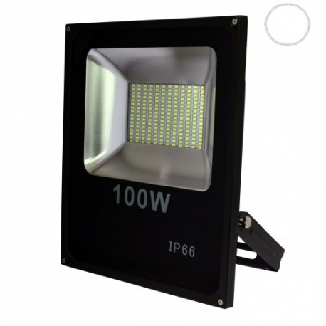 Halogen LED 100W Slim ART barwa neutralna