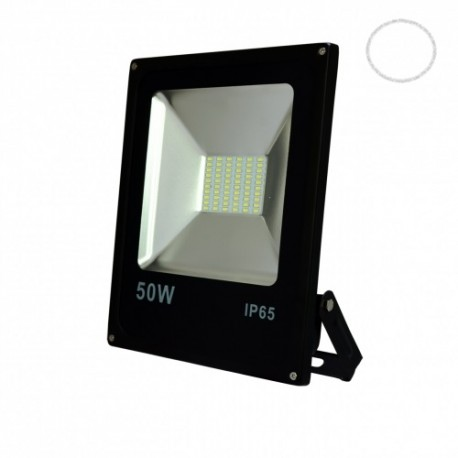 Halogen LED 50W 3000lm Slim ART barwa neutralna