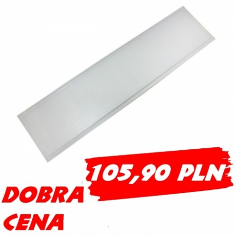 Panel sufitowy LED 120x30 SQUARE 48W